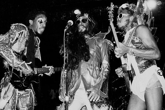Funkadelic - Music For Your Mother - Funkadelic 45s
