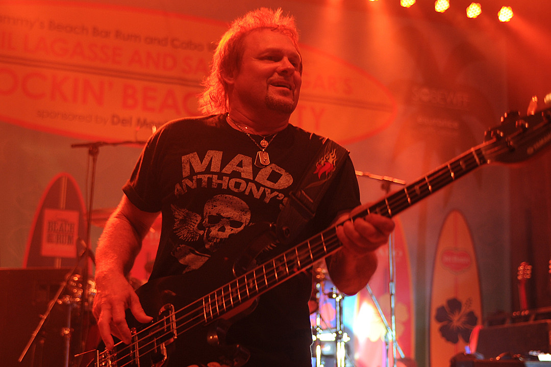 Michael Anthony Sees 'Some Kind of Proper Closure' in a Van Halen Reunion