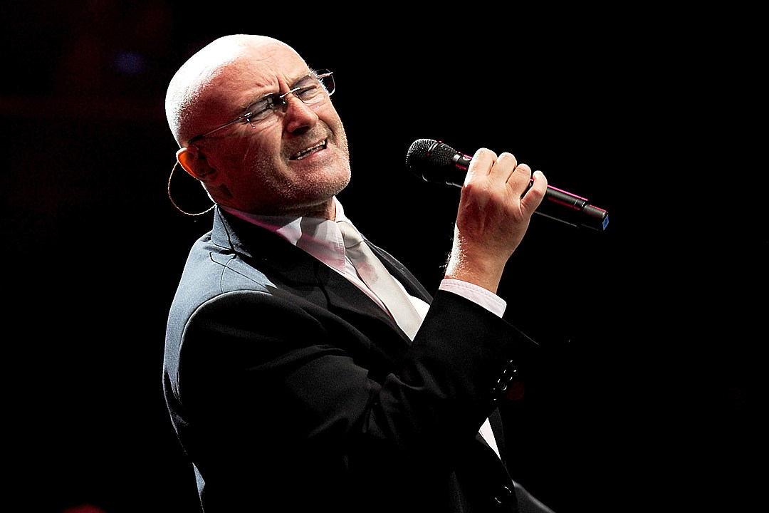phil collins in the air tonight скачать