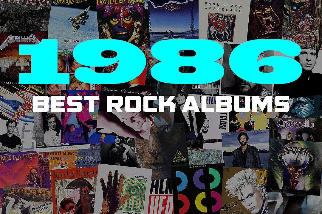 1986\'s Best Rock Albums
