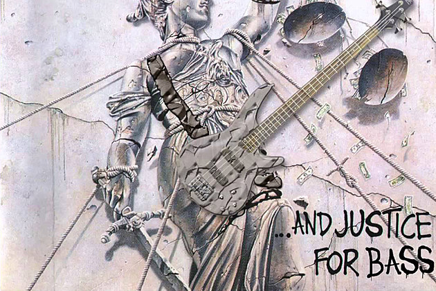 Metallica and Justice For Bass