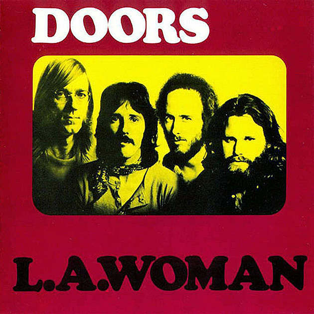 8. The Doors, 'L.A. Woman'