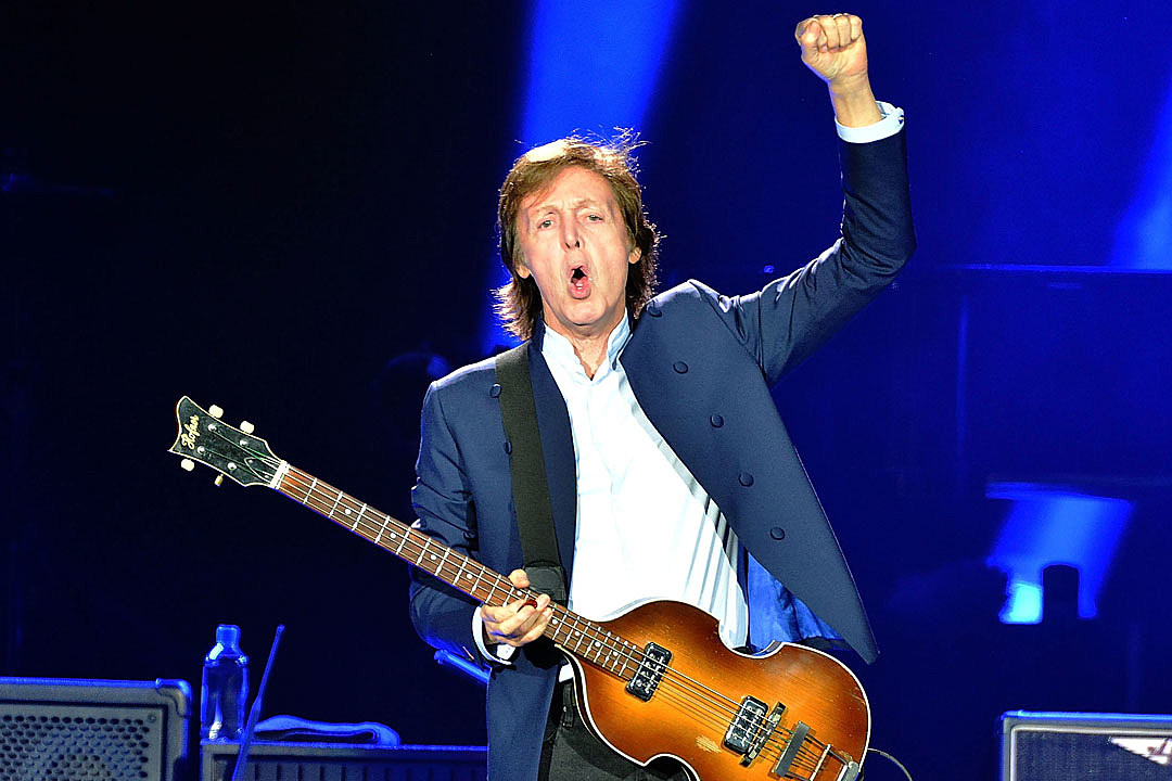 Paul McCartney to Claim Half of American Rights to Beatles Tracks