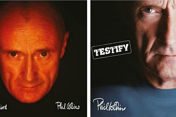 Phil Collins Announces Release Date Track Listings For