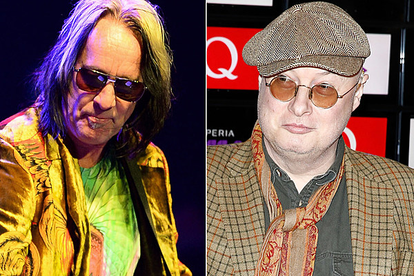 Todd Rundgren Reignites Feud With Xtc Over Skylarking