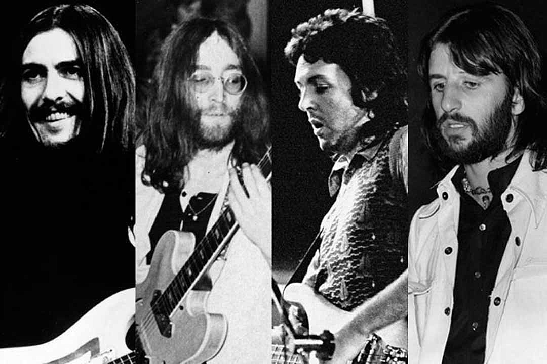 That Time The Beatles Solo Singles All Hit Charts
