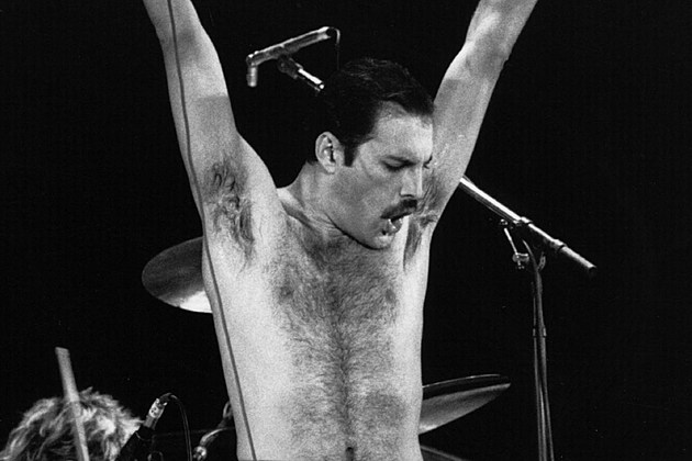 Freddie Mercury Scientifically Proven to Be Awesome