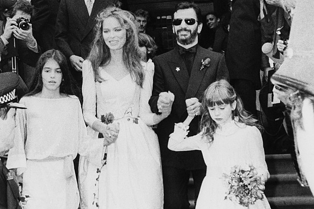 Caveman Wife : Revisiting the day ringo starr married barbara bach april