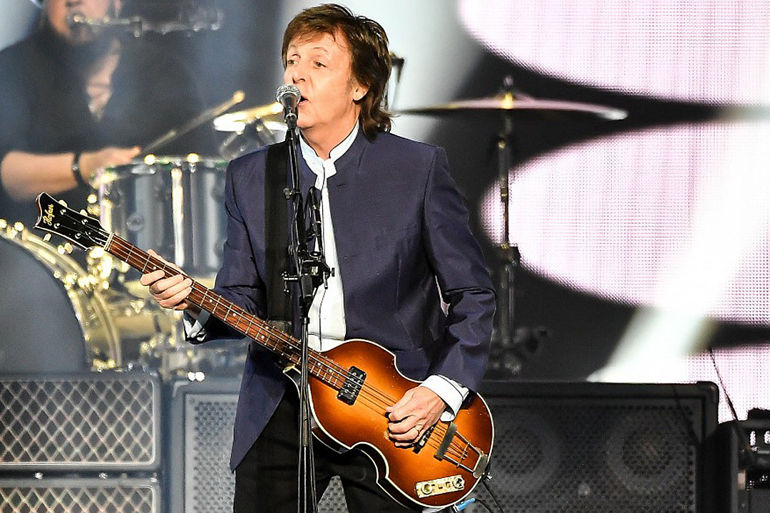 Paul McCartney Announces 2017 Tour Dates