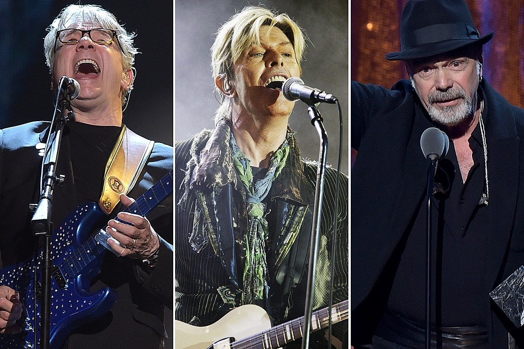 Five Things to Watch For During the Rock and Roll Hall of Fame Induction…