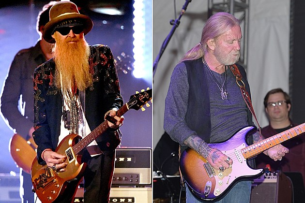 zz top and gregg allman announce coheadlining tour