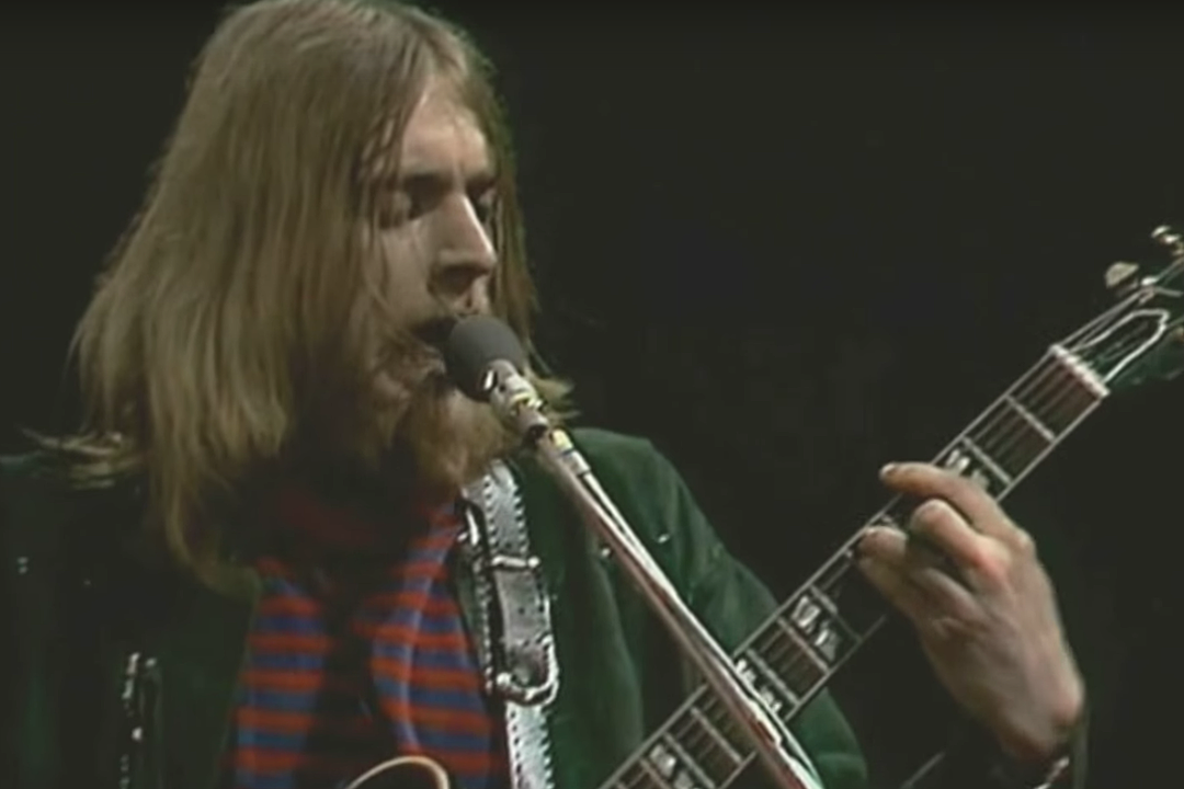 the day ex yardbirds singer keith relf electrocuted himself with a