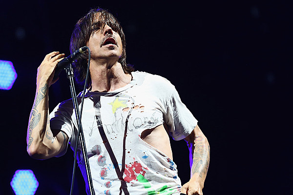 Anthony Kiedis of the Red Hot Chili Peppers Speaks About Health Scare
