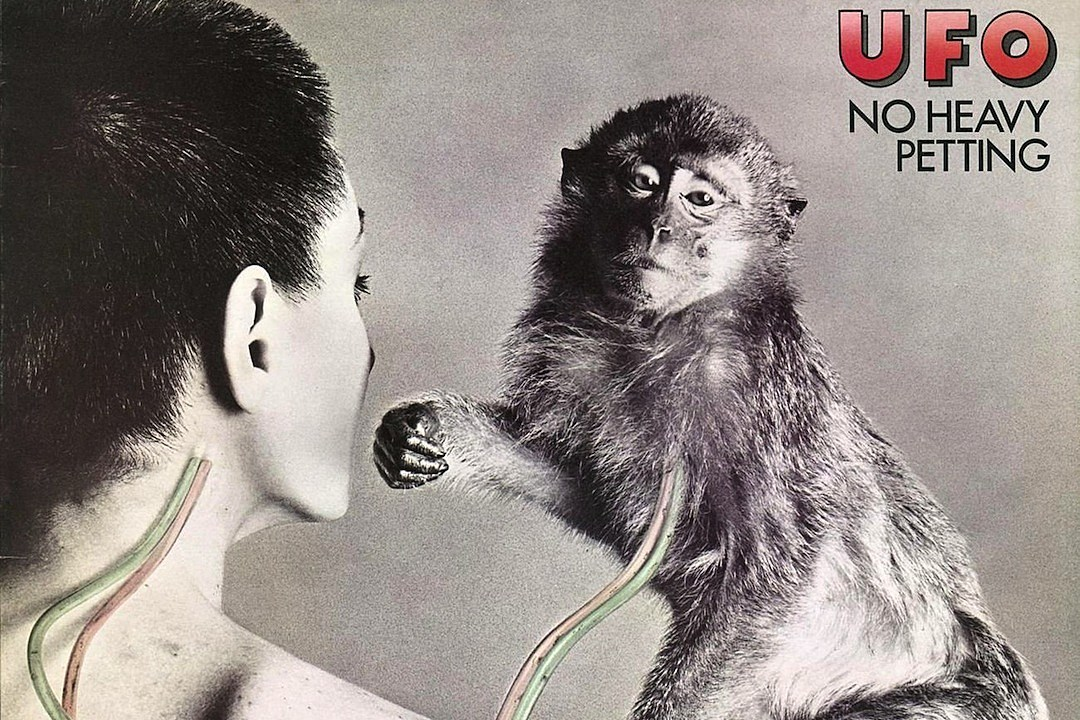 40 Years Ago: UFO Take Their Eye off the Prize With 'No Heavy Petting'