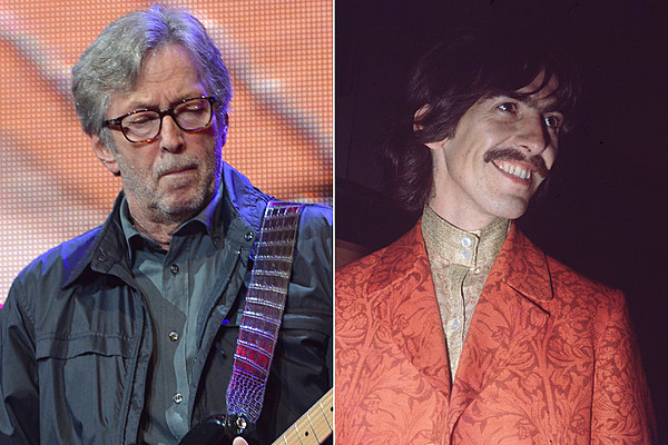 Eric Clapton Says George Harrison Does Not Appear on His New Album