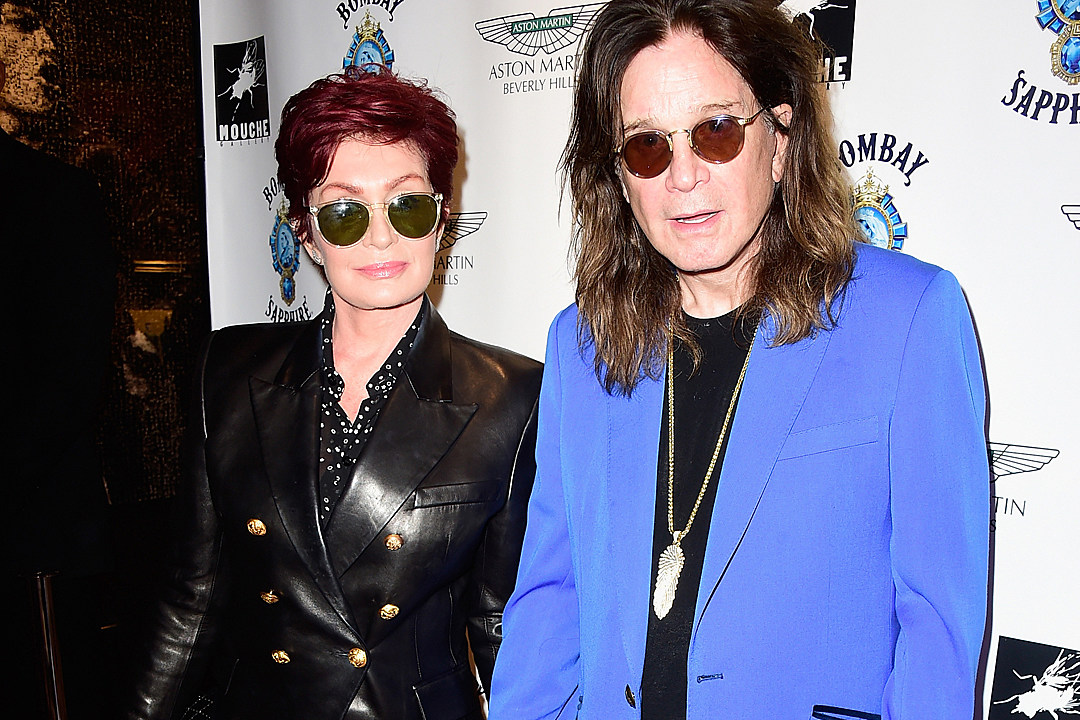 How Kitchen Comment Turned Sharon Osbourne Into Ozzy's Manager