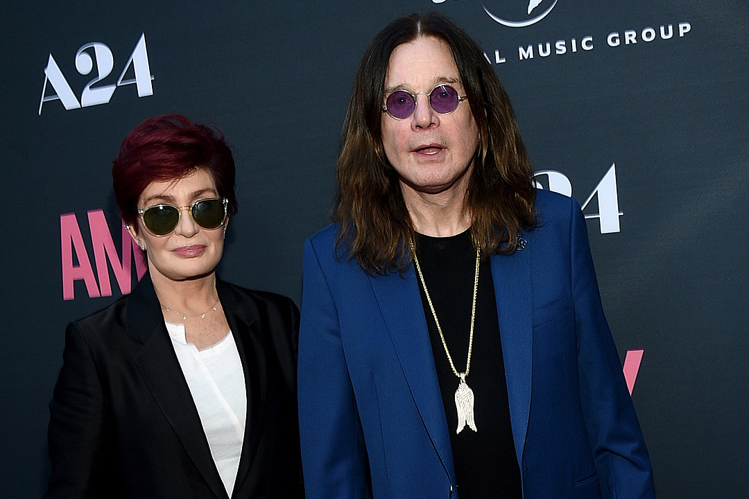 Sharon and Ozzy split - after 34 years of marriage