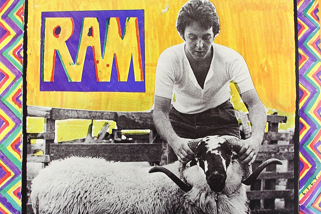 A Look Back At Paul McCartneys Moment Of Handmade Genius Ram