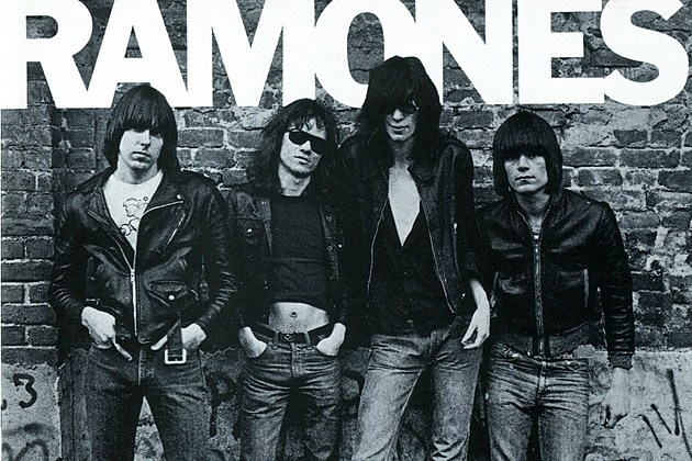 Ramones Debut To Receive Deluxe 40th Anniversary Reissue