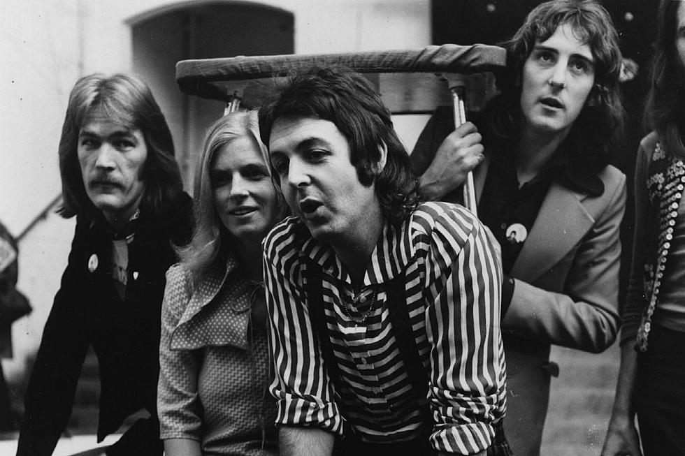 Paul McCartney Looks Back On Forming Wings We Were Terrible