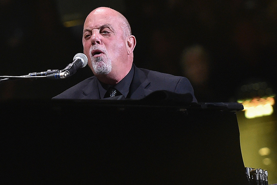 Watch Billy Joel Sit in With His Own Tribute Band