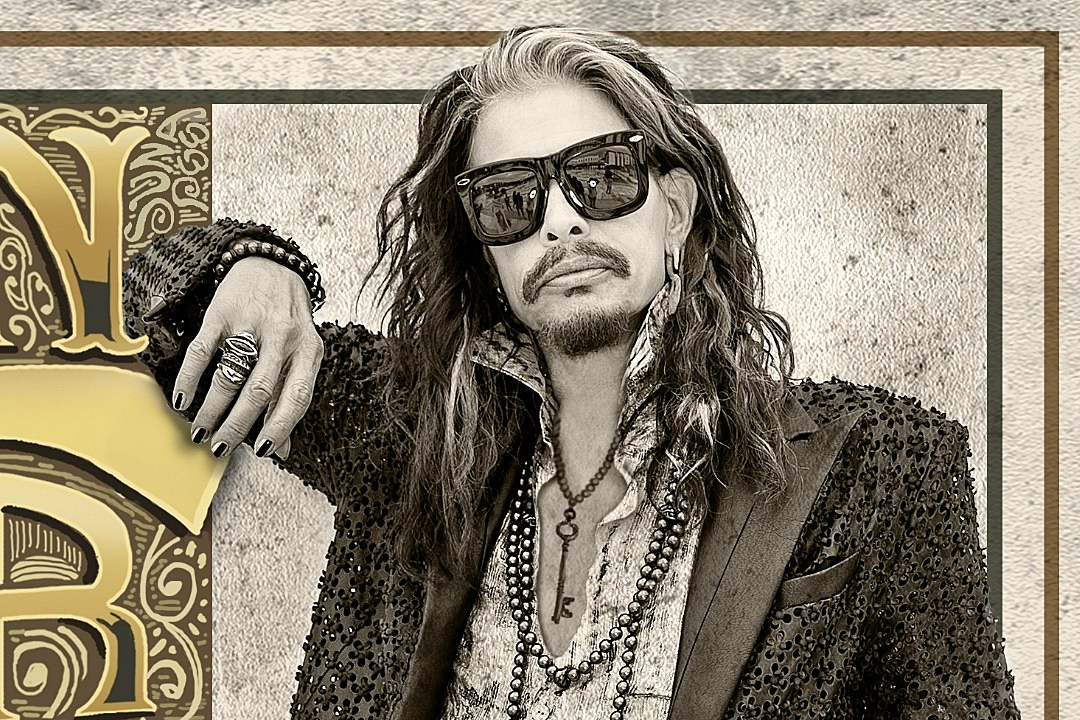Steven Tyler Releases Title Track From New Solo Album 'We're All…