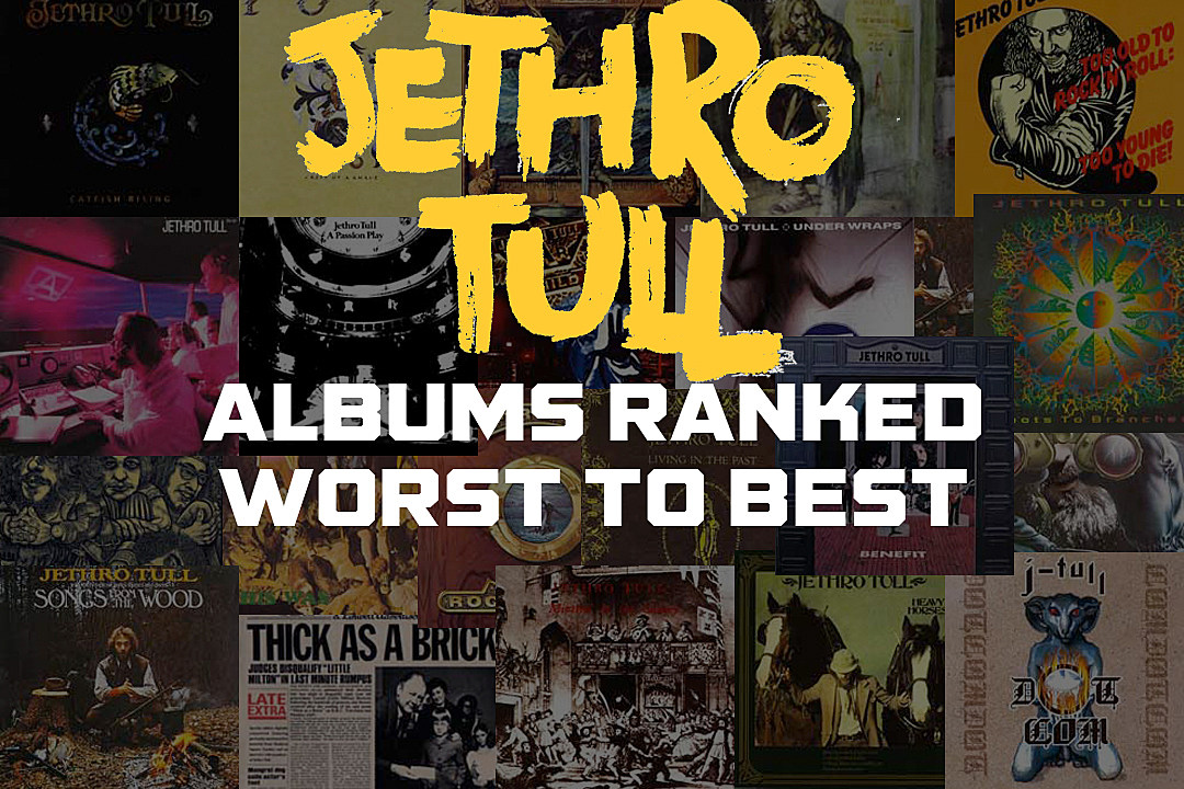 Jethro Tull Announce Two 50th Anniversary Compilations