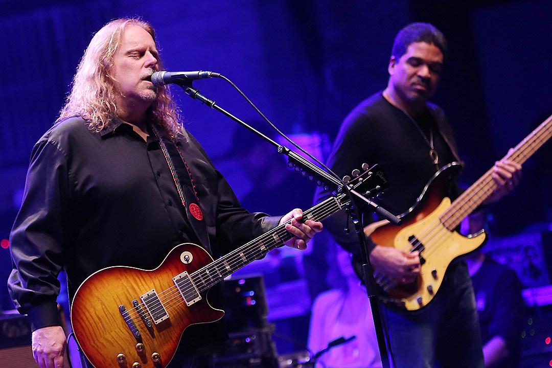 The Allman Brothers Band May Be Reuniting