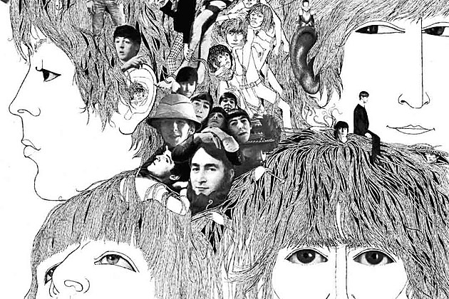 The Story Behind the Cover of the Beatles' 'Revolver'