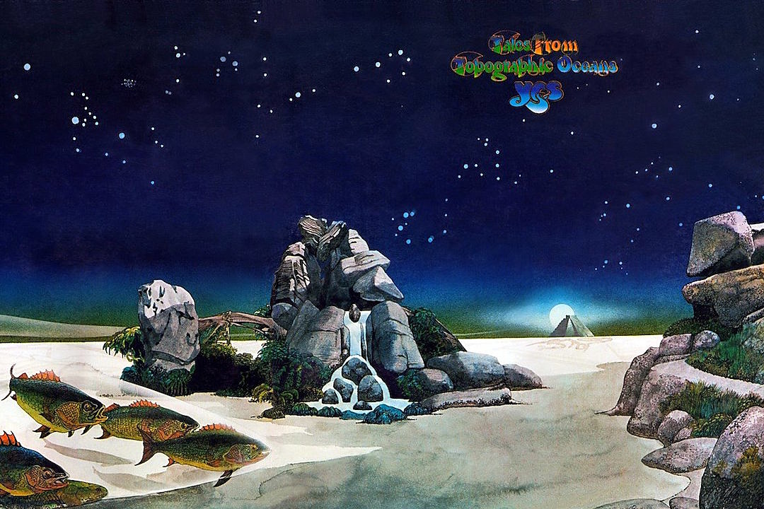 Yes Plan Expanded 'Tales of Topographic Oceans' Reissue