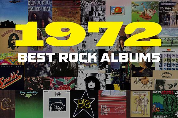 1972's Best Rock Albums