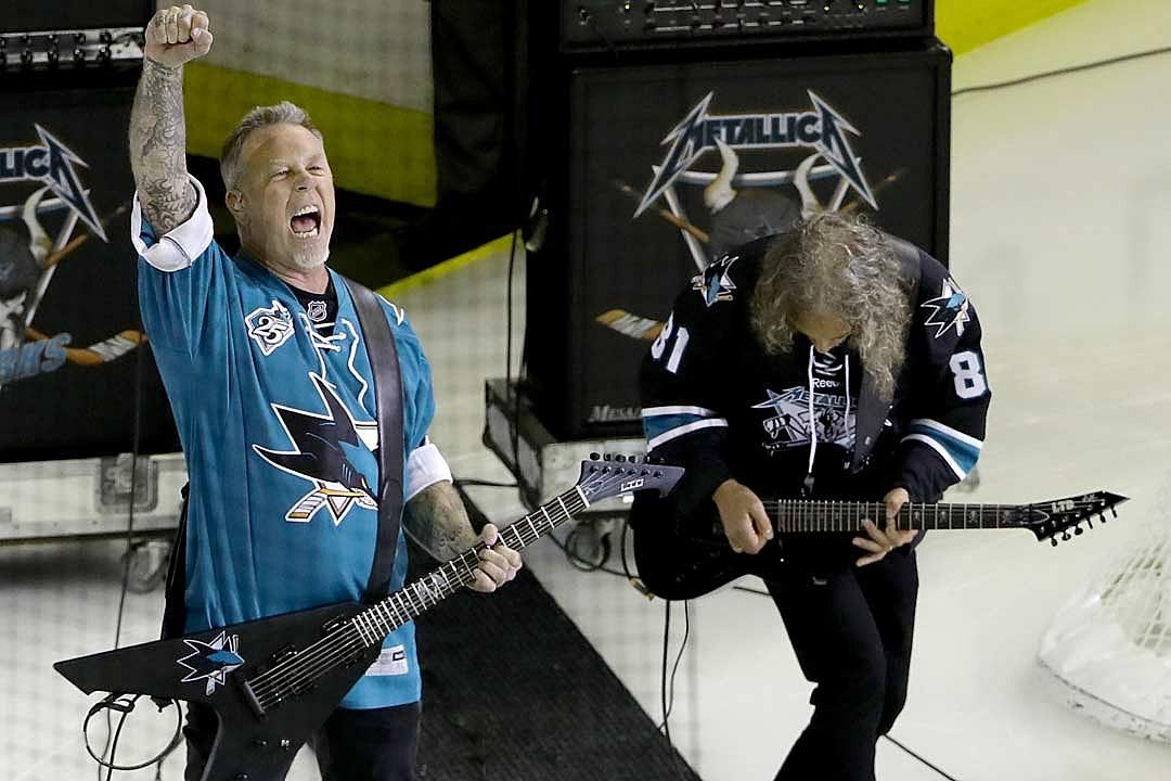 Metallica Plan 'Some Proper Penetration of America' on New Tour