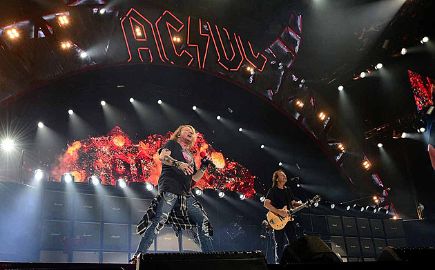 AC/DC Rock Or Bust Tour - Greensboro, NC