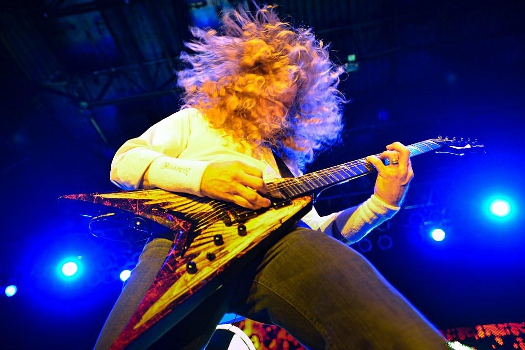Megadeth End Paraguay Show After Fans Break Security Barricade