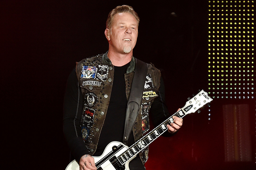 Watch Metallica Play 'Hardwired' for the First Time