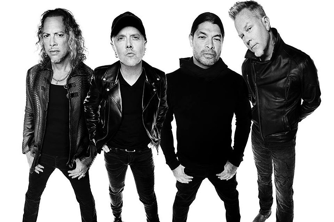 Metallica Announce Halloween Release for 'Hardwired' Track 'Atlas, Rise!'
