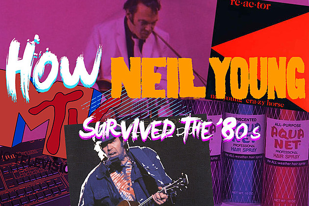 How Neil Young Survived the '80s