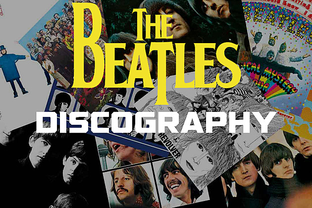 Discography Beatles flac