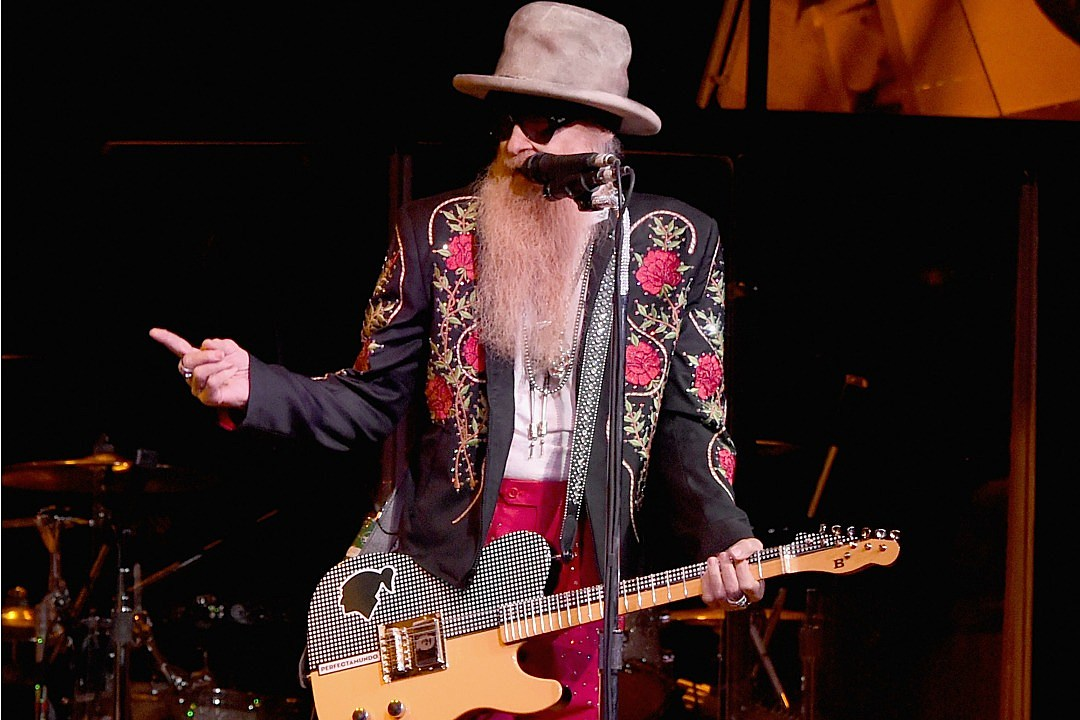 Billy Gibbons Lists His Favorite Albums