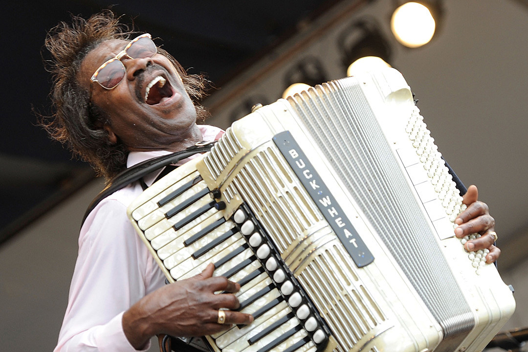Stanley 'Buckwheat Zydeco' Dural, Jr., Ambassador of Zydeco, Dies