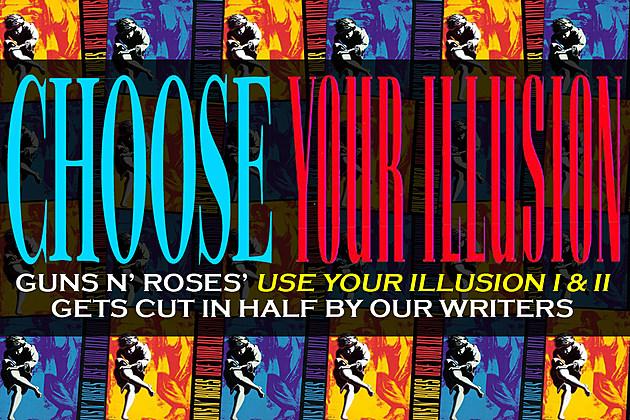 Guns N' Roses Use Your Ilusion Split