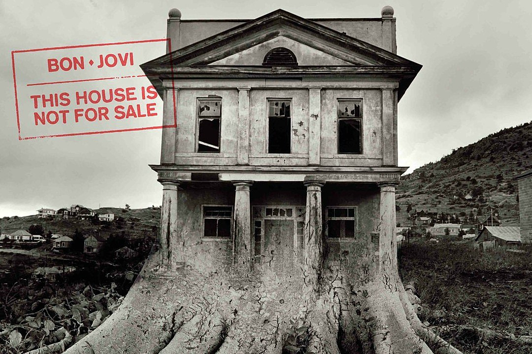 Bon Jovi Announce Exclusive Deluxe Target Edition of 'This House Is Not for Sale'