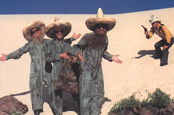 35 Years Ago: ZZ Top Begin Refining Their '80s Sound on ...