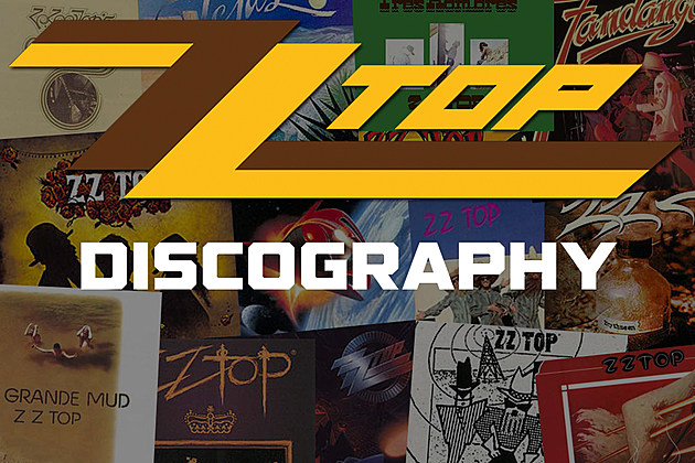 ZZ Top Discography