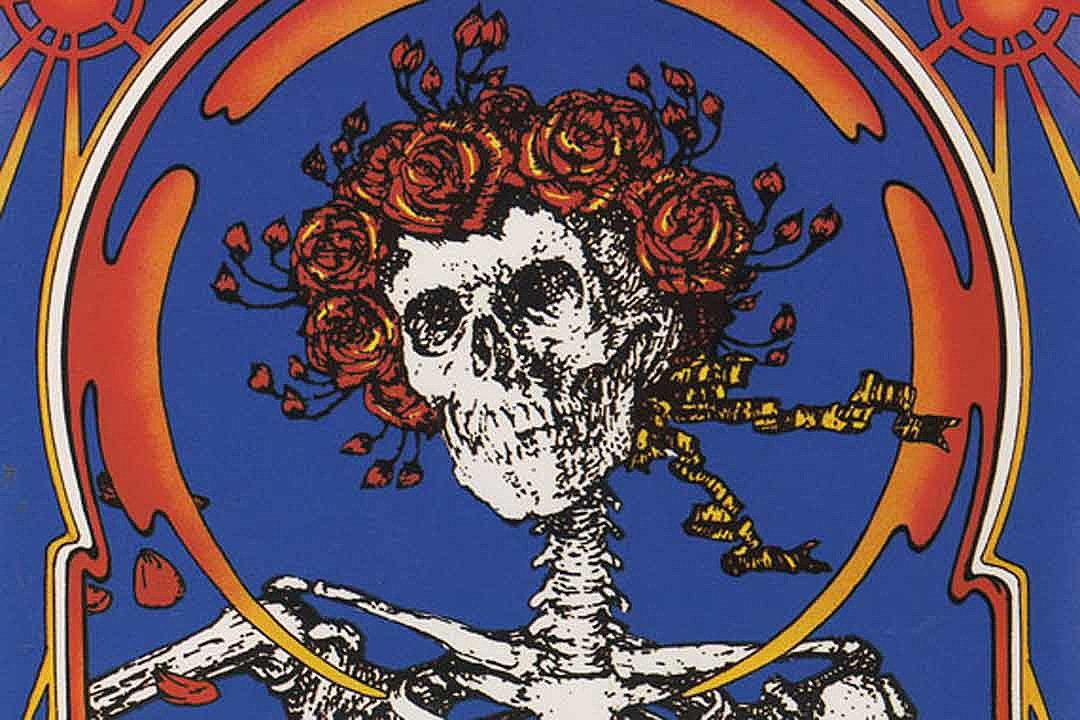45 Years Ago: Grateful Dead Release Their Second Live Album, 'Skull and Roses'