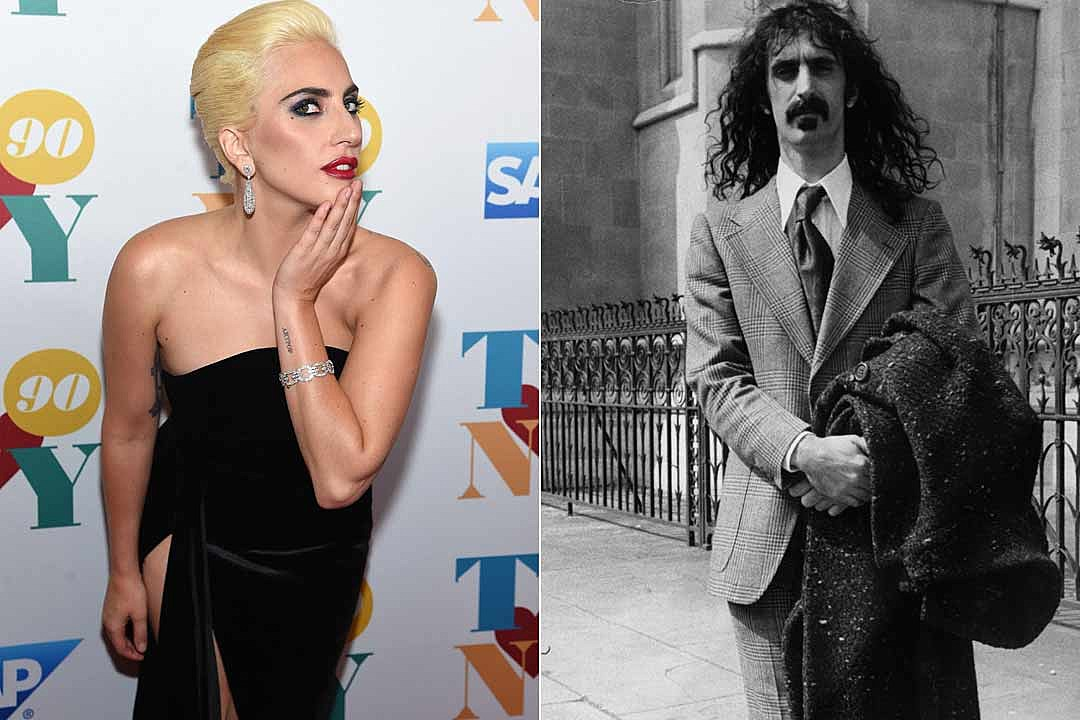 Lady Gaga Reportedly Bought Frank Zappa's House