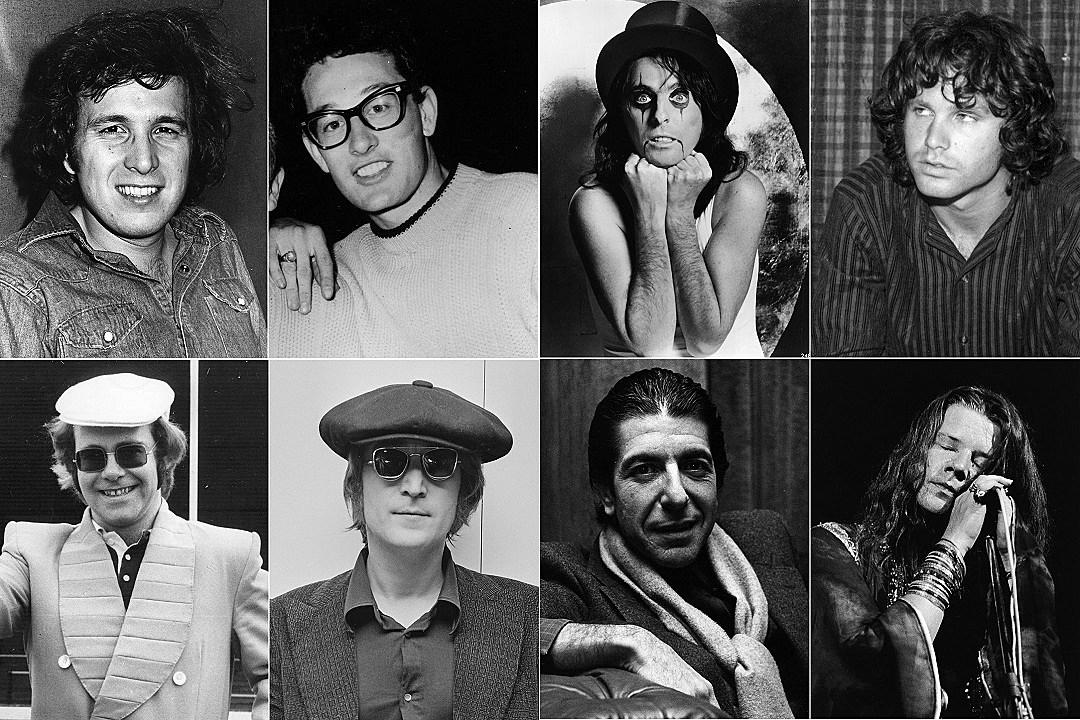 50 Tribute Songs for Dead Musicians