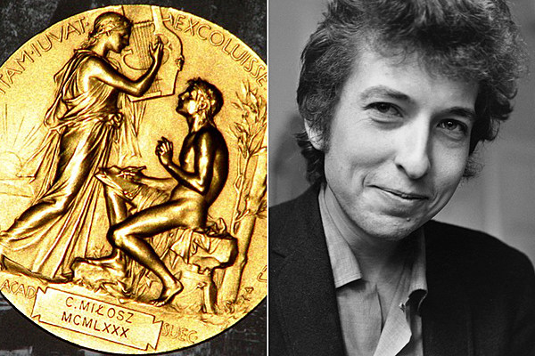 Bob Dylan Awarded Nobel Prize in Literature