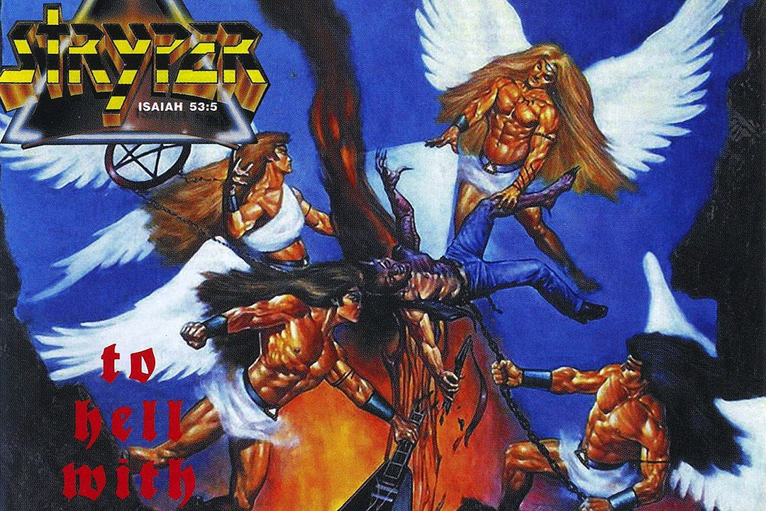 30 Years Ago: Stryper Become Metal Stars With 'To Hell With the Devil'