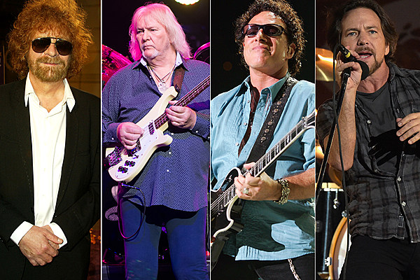 Journey, Yes, ELO and Cars Among 2017 Rock and Roll Hall of Fame Nominees